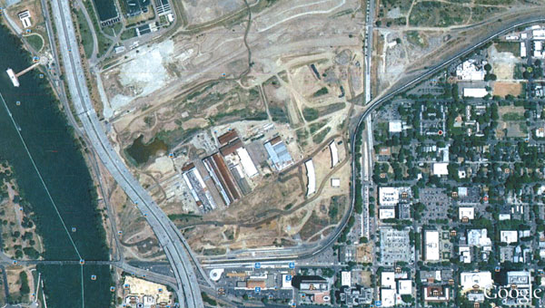 Downtown Sacramento Railyards